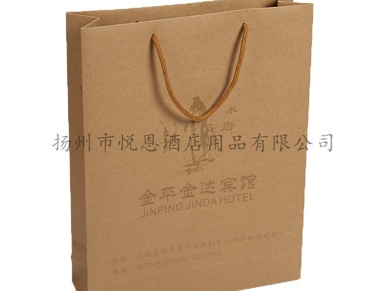 牛皮纸礼品袋