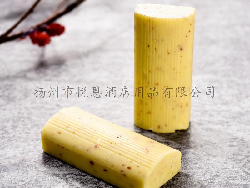 彩色麦麸香皂