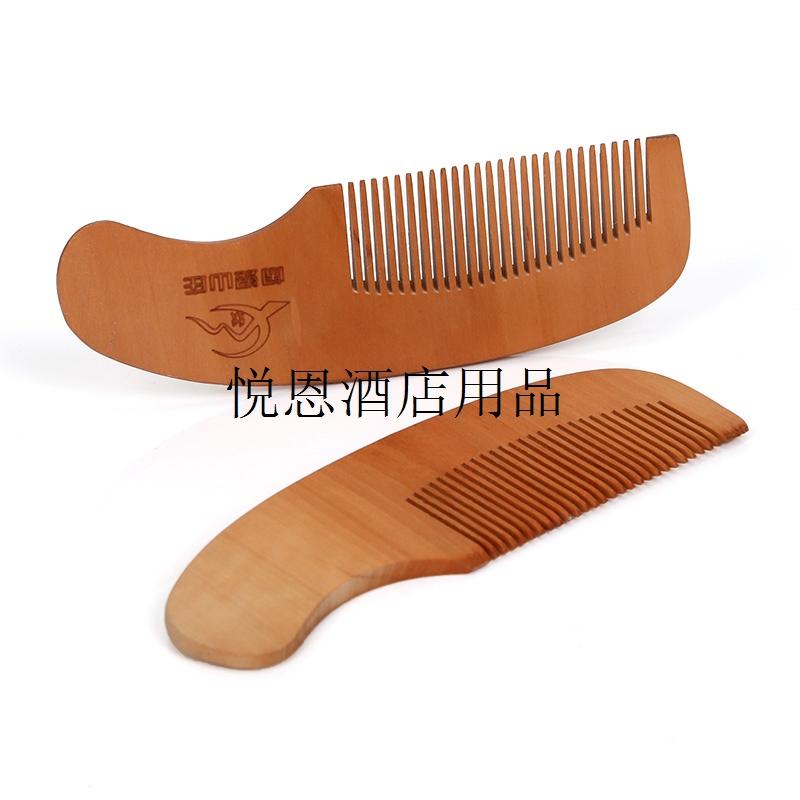 天然木梳子